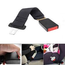 Seat belt Adjustable Safety Belt Extender Extension Safety Buckle Clip fit Ford