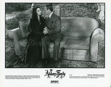 RAUL JULIA THE ADDAMS FAMILY 1991 VINTAGE PHOTO ORIGINAL #9 MELINDA SUE GORDON
