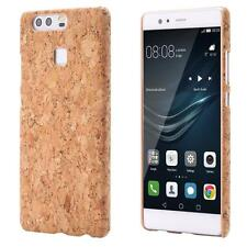 Huawei P9  CORK CASE  WOOD NATURE COVER