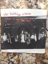 The ROLLING STONES Time Is On My Side Live Vinyl 45 record