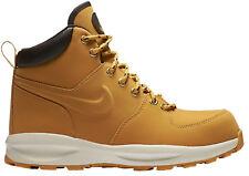 Nike Big Kids' MANOA GS Shoes Haystack/Velvet Brown AJ1280-700 b