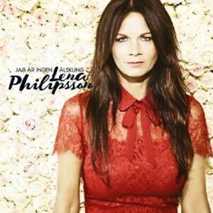 """Lena Philipsson - """"Jag är Ingen älskling"""" - 2015 - CD Album"""