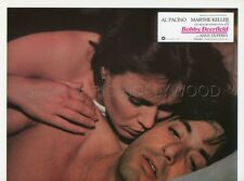 AL PACINO MARTHE KELLER  BOBBY DEERFIELD 1977 VINTAGE LOBBY CARD ORIGINAL #6