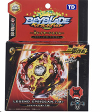 Beyblade Burst Starter Metal B-86 Legend Spriggan .7.Mr with Light Launcher LR