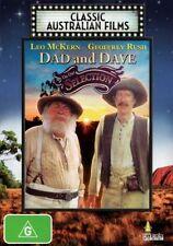 Dad and Dave (DVD) Comedy Leo McKern, Geoffrey Rush [All Regions] NEW/SEALED