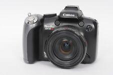 Canon PowerShot SX10 IS 10MP Digital Camera w/20x Zoom                      #660
