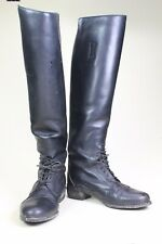 Ariat Italy Champion Women's Black LeatherEquestrian Riding Boot 9
