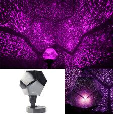 DIY Romantic Astro Planetarium Star Celestial Projector Cosmos Light Night Lamp