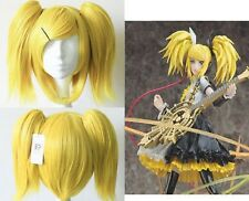 VOCALOID 2 MELTDOWN RIN 2 BLONDE Cosplay Wig