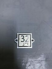 New Kone 853343H03(G01-G06) Square elevator Button L32 KM863053G065H115 KDS300