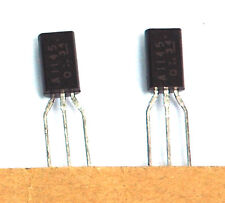 10pc Audio Frequency Amp Transistor 2SA1145 A1145 hfe= O TO-92MOD Toshiba Japan