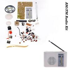 AM FM Radio Experimental Board DIY Production Set Education Electronic Project