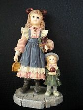 Boyds Yesterdays Child Style 3522 Laura With Jane First Day Of School 9E/171996