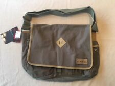 Dakine STATION 20L Olive Green Messenger Shoulder Bag with Organization Pockets