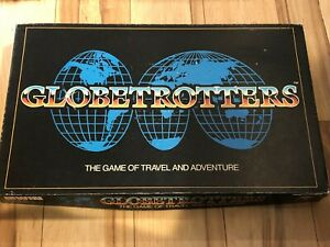 1984 Globetrotters Board Game by Irwin - REPLACEMENT Pieces Parts - YOU CHOOSE