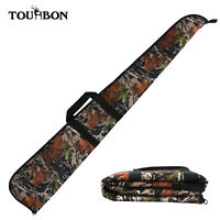 Tourbon Shotgun Case Lightweight Hunting Slip Bag Military Cover Nylon Foldable