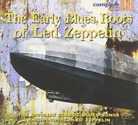 VA (Snapper) - Early Blues Roots of Led Zeppelin CD NEU OVP