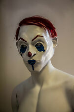Happy Clown mask 1:1 The Dark Knight TDK Mask, Prop