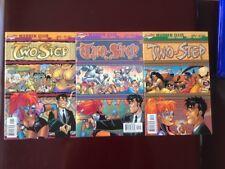 TWO-STEP n°1 2 3 (2004) DC/Cliffhanger - Comics US VO - Ellis/Conner - mature