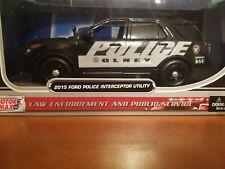 Olney Illinois Police 1/24 Ford Explorer