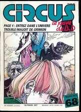Circus n°68 de décembre 1983