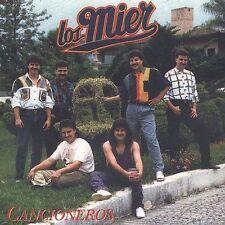 LOS MIER Cancioneros CD