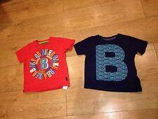 Ted Baker Boys' Cotton Blend T-Shirts & Tops (0-24 Months)