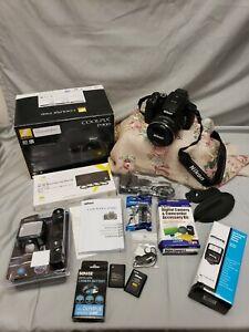 Nikon Coolpix P900 Digital Camera + Accessories