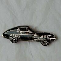 Corvette 60th Anniversary Hat//Lapel Pin