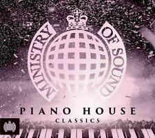 Ministry of Sound - Piano House Classics CD Sl2 Gala KWS N-joi Raze 49ers