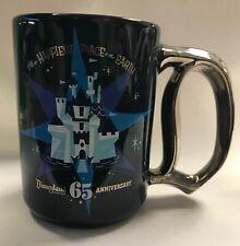 Disney Parks Disneyland 65 Years of Magic 12 oz Ceramic Coffee Mug Cup