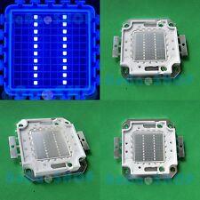 20W Royal Blue 455nm High Power COB LED Lamp Light Spotlight for Aquarium Plant