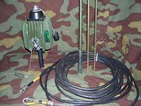Antenna verticale da base ad alta efficienza RACAL 5985-39-633-6237