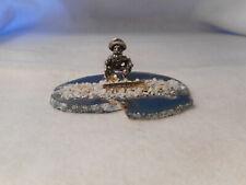Gold Prospecting  Scene-Miner with Sluice Box (POA344)