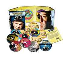 George Carlin: All My Stuff DVD Box Set The Greatest Comedians Performs