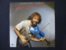 Jean-Luc Ponty A Taste for Passion [Vinyl]