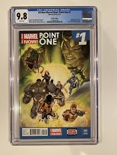 All New Marvel Now Point One 1 CGC 9.8 1st  Kamala Khan 2nd Print Only 1 on eBay