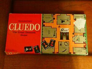 Cluedo Spare Parts - 1965 Original Parts