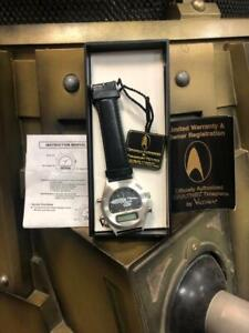 Star Trek Official Vintage Analogue and Digital Watch