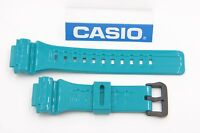 Casio AQ-S810WC-3 New Original Turquoise Watch Band Rubber AQ-S810W W-735H W-736