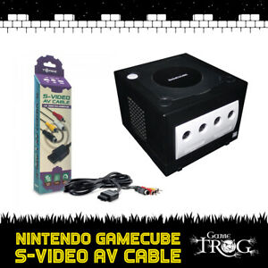 Nintendo Gamecube Game Cube S-VIDEO AV / RCA Cable High-Definition Stereo/Video