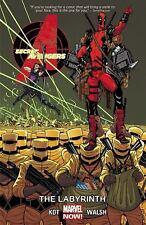 Secret Avengers Volume 2: The Labyrinth-ExLibrary