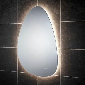 Astrid Backlit LED Mirror (Bathstore)   RRP: £299