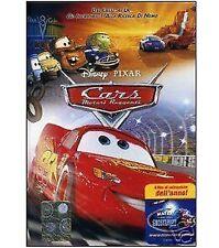 DISNEY PIXAR DVD Cars - originale ed. italiana con celophan e ologramma