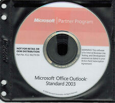 Microsoft Outlook Standard 2003 with Business Contact Manager