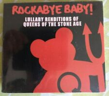 ROCKABYE BABY! LULLABY RENDITIONS OF QUEENS OF THE STONE AGE USA CD New Sealed