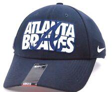Atlanta Braves Nike Verbiage Legacy 91 Smoothflex MLB Baseball Cap Hat