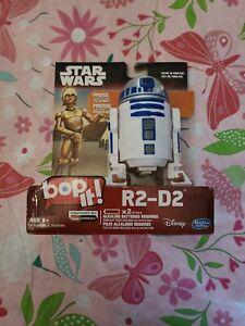2014 Star Wars Bop It! R2-D2 Hasbro