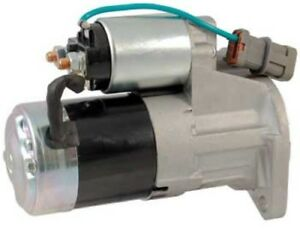 Starter Motor-4WD WAI 17425N