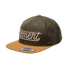 2017 NWT MENS ELEMENT MAKITA HAT $35 O/S moss green snapback cap printed patch